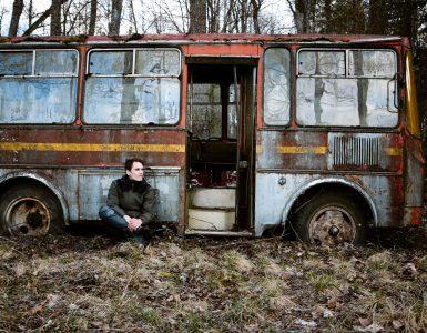 Pamestais autobuss